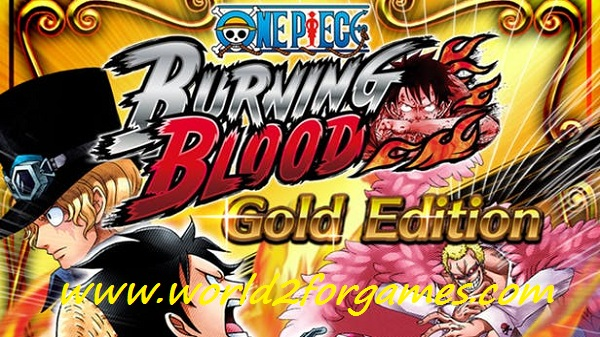 """""""Free Download One Piece Burning Blood """"Fitgirl Repack"""