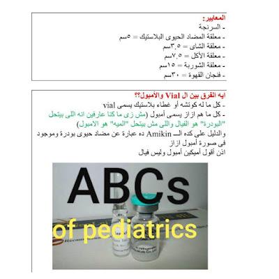 كتاب ABCs of pediatrics