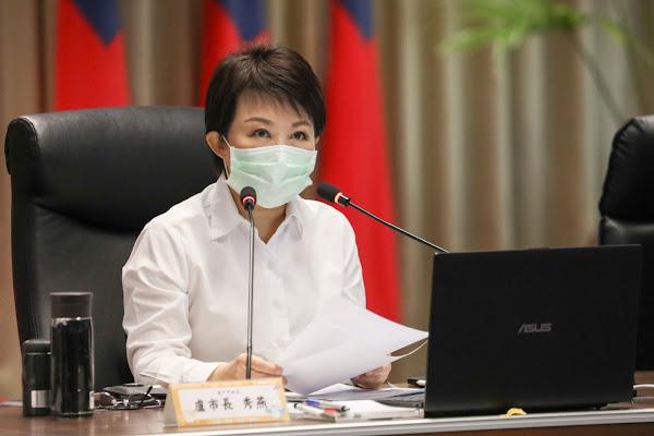 台中市提前部署防範秋冬疫情 盧秀燕:盼備而不用