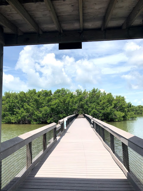 Lovers Key State Park Fishing Pier