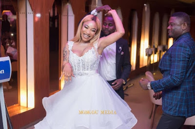 Check out official photos from Tonto Dikeh's 33rd Birthday Party