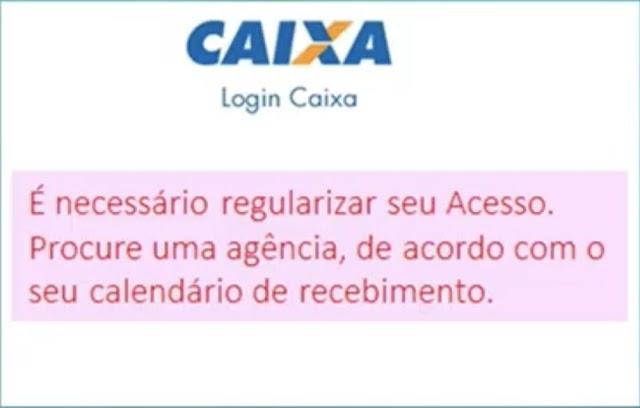 Caixa estabelece calendário para desbloqueio de contas com suspeita de fraude