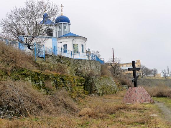 Білгород-Дністровський. Свято-Предтеченська церква. 14 ст.