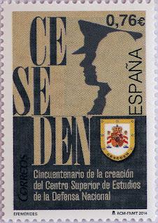 CINCUENTENARIO DE LA CREACIÓN DEL CUERPO SUPERIOR DE ESTUDIOS DE LA DEFENSA NACIONAL