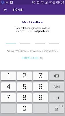 Cara Mudah Daftar Akun OVO Cash dari Android