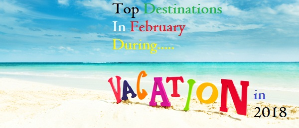 Top Destinations in february-2018