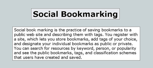 Get Traffic by Social Bookmarking | Tips and Tricks