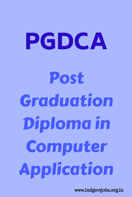 What is the full form of PGDCA