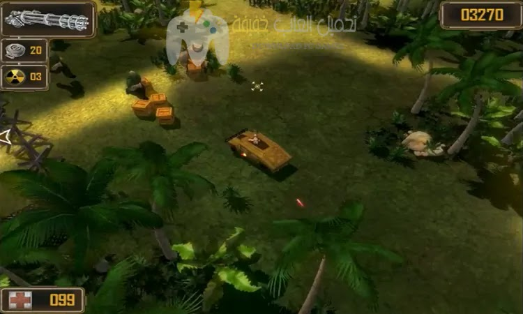 تحميل لعبة Combat Machines برابط مباشر مجانا