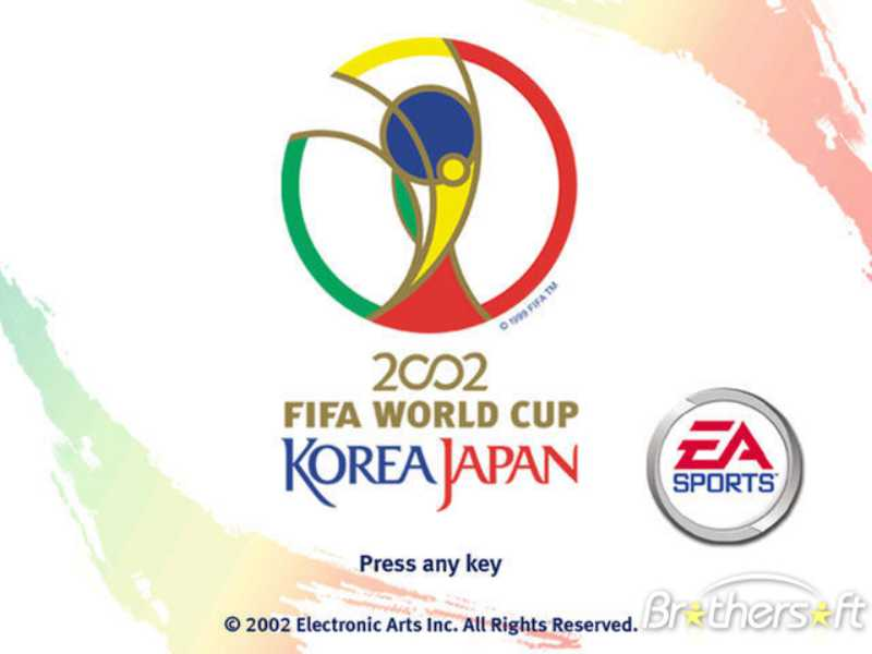 Fifa World Cup 2002 Game Free Download For PC Laptop Setup