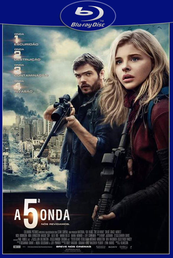 A Quinta Onda (2016) BLURAY RIP 720P – 1080P DUBLADO