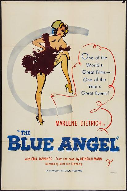 Der Blaue Engel Aka Blue Angel Dir. Josef Von