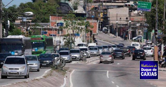 TCE suspende licitação para obra do DER em Duque de Caxias, na Baixada Fluminense