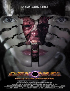 Ver Daemonium: Soldado del inframundo (2015) Gratis Online