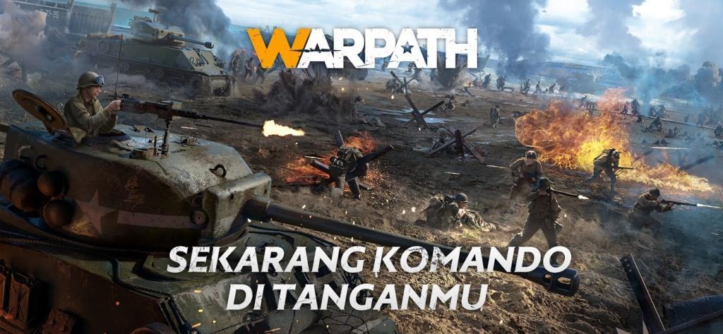 Kode Warpath