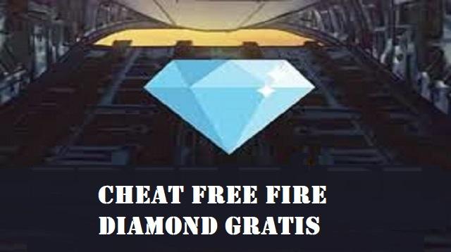 Cheat Free Fire Diamond Gratis