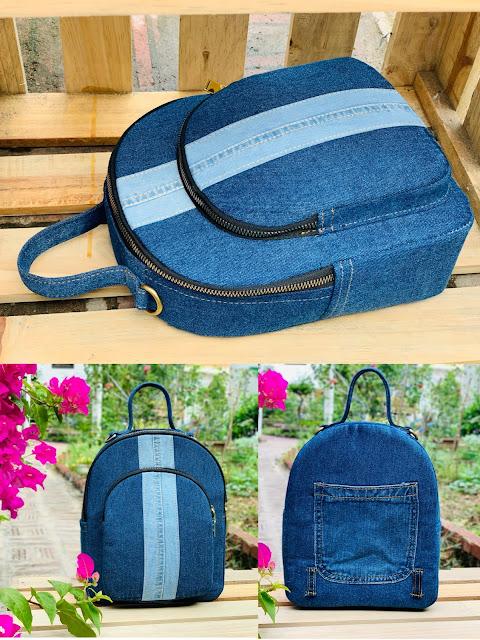 Túi hoặc Ví Jean