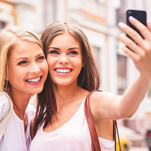 Maquillaje para Facebook