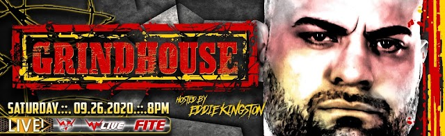 Eddie Kingston Hosts: Grindhouse - Control Center.