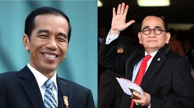 Jokowi Mengaku Diwarisi Hutang Rp 2.700 T, Ruhut Sitompul: Itu Terlihat Jelas, Mari Berpikir Jernih