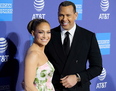 Jennifer Lopez and  Alex Rodriguez wedding postponed