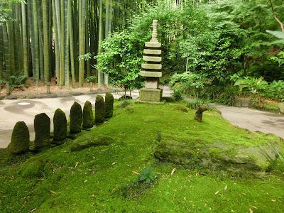 報国寺の苔