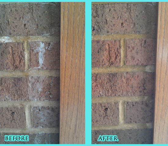 Genesis 950 cleaning tips and tricks spring cleaning for Removing dirt stains from concrete