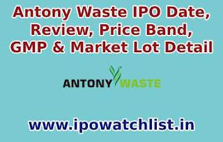 antony waste gmp