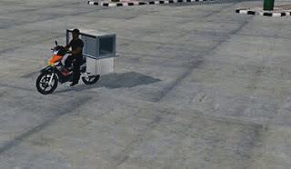 Mod bussid motor jualan bakso