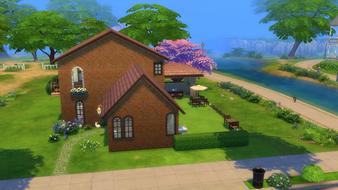 TS4 House/Family