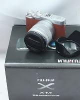Jual Fujifilm X-M1 - Mirrorless Second