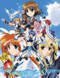 Baixar Magical Girl Lyrical Nanoha StrikerS Legendado Completo no MEGA