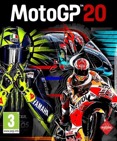 โหลดเกมส์ MotoGP 20