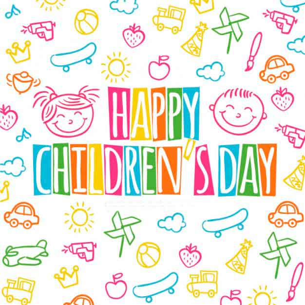Happy Children's Day Image, Pictures