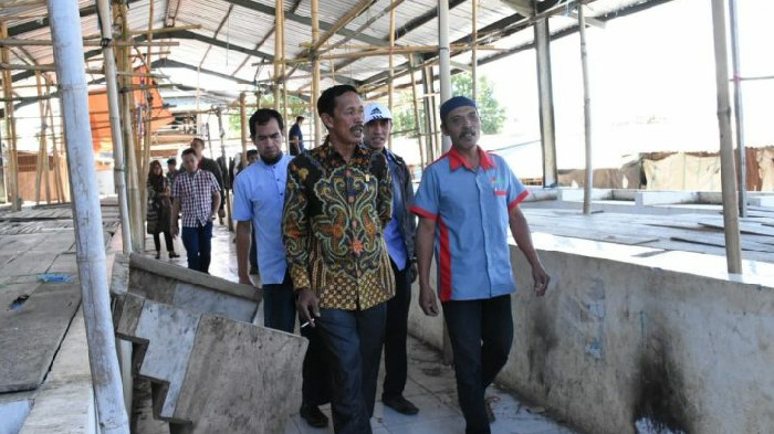 Tindak Lanjuti Aspirasi, Komisi III DPRD Sinjai Kunker ke Pasar Arango Desa Arabika