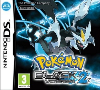 Rom Pokémon Black Version 2 NDS