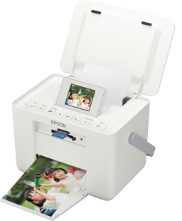 Image Epson PictureMate PM245 Printer Driver