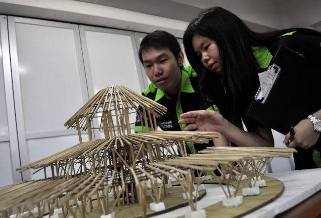 06. Kampus Arsitrek di Universitas Indonesia, Jakarta (UI)
