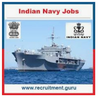 Navy Jobs: Jobs in the Indian Navy ... Inter, BTech qualified