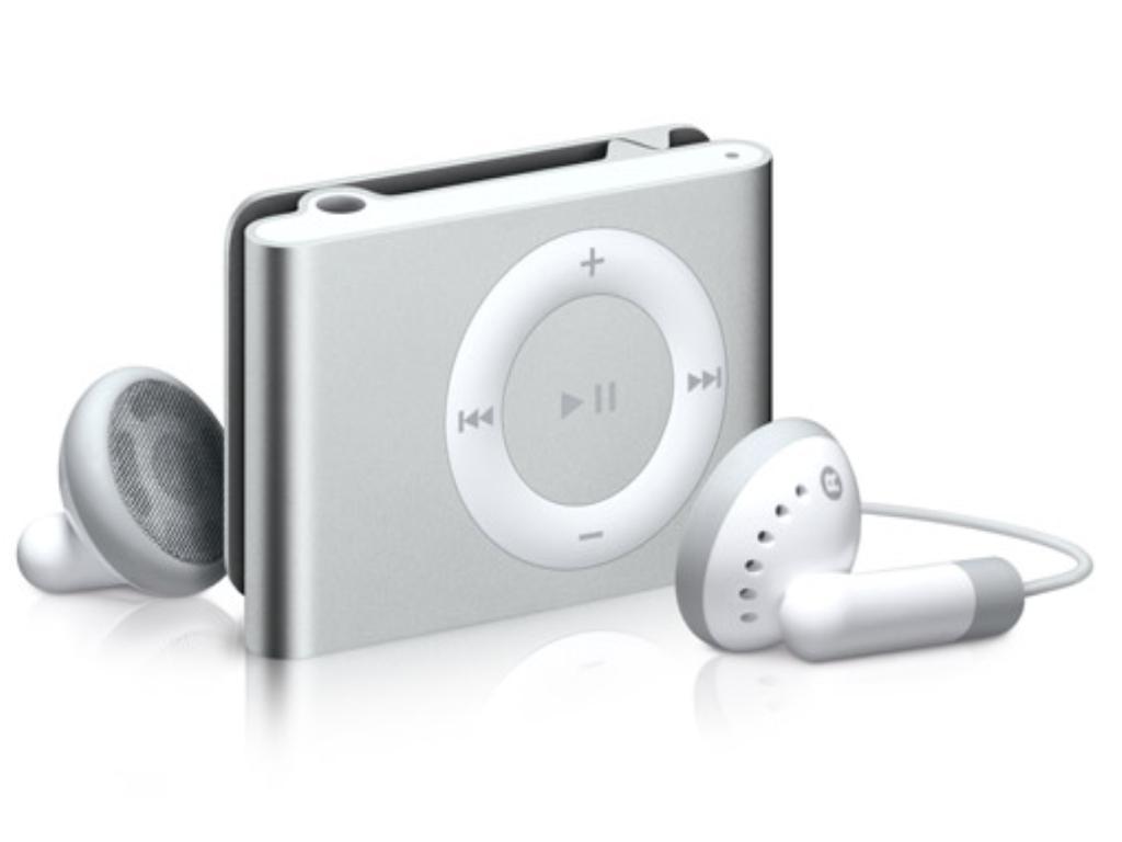 Apple iPad iPhone iPod: iPod Nano Compare with iPod Shuffle