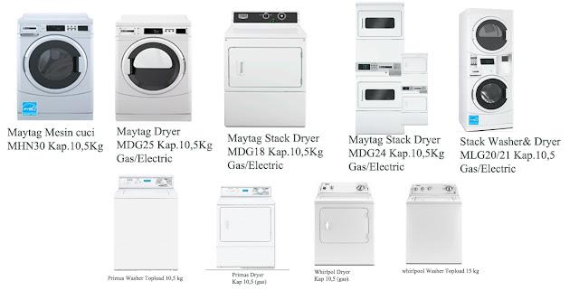 gambr%2Bsemua%2Bmesin%2Bkecil Mesin Pengering | Dryer Laundry | Maytag | Speed Queen | Whirlpool| Primus|Fagor|Domus
