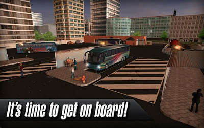 Coach Bus Simulator Mod Apk