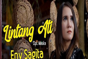 Lirik Lagu Eny Sagita - Lintang Ati (Titip Angin Kangen)