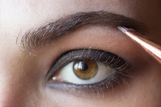 fast matte smoky eyes: step 10