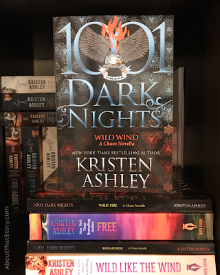 Book Review: Wild Wind by Kristen Ashley | About That Story