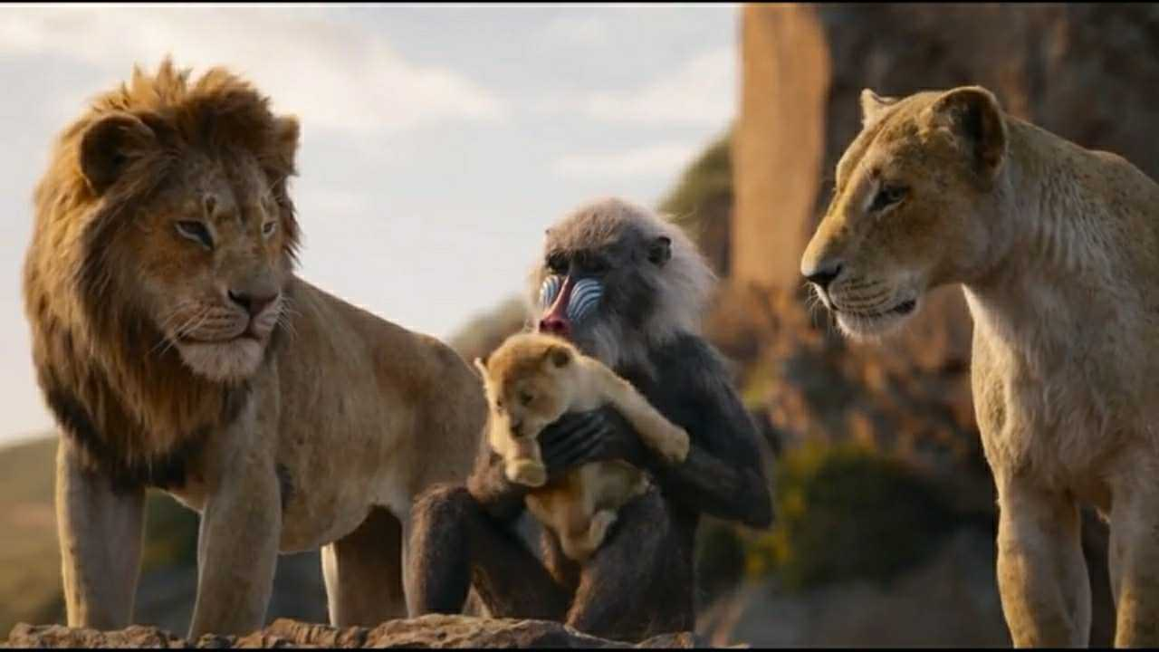 The Lion King 2019 Full Movie Download in Hindi 720p, 480p 123mkv