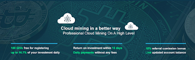 AuroraMine Mining Bitcoin Review