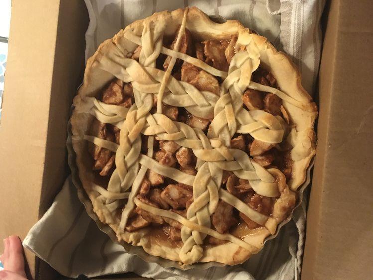 Pie Crust Perfect  Recipe