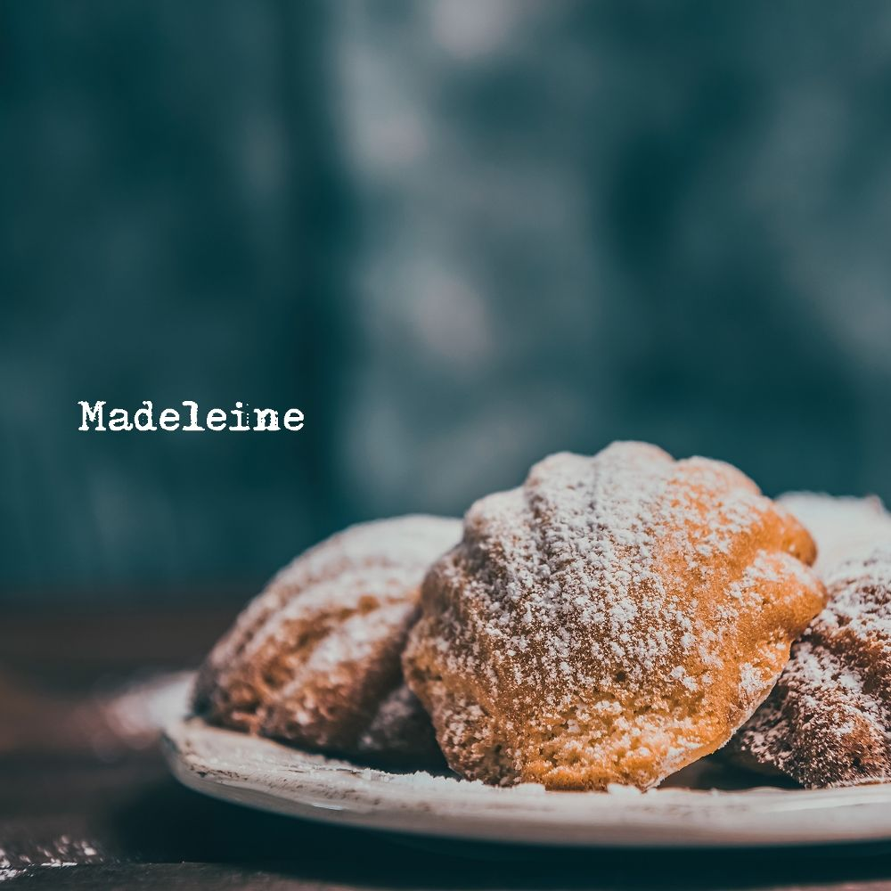 MIN HYUK JUNG – Madeleine – Single