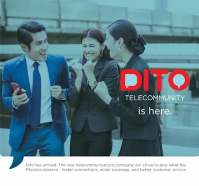 Dito Telecommunity is here